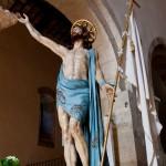 Statua del Cristo Risorto